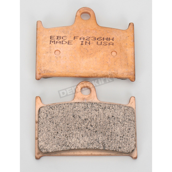 EBC Double-H Sintered Metal Brake Pads - FA236HH