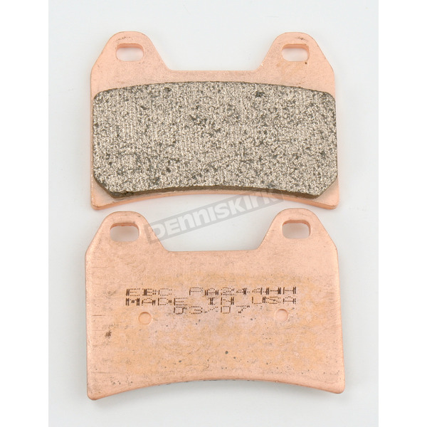 Double-H Sintered Metal Brake Pads - FA244HH