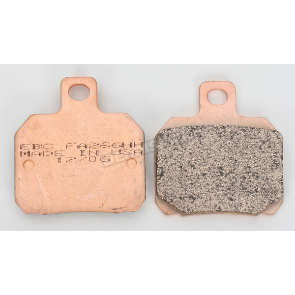EBC Double-H Sintered Metal Brake Pads - FA266HH