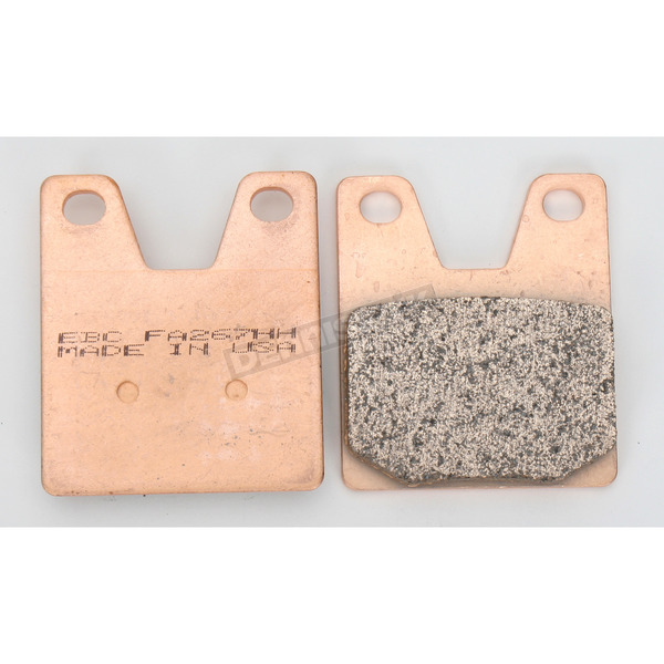 EBC Double-H Sintered Metal Brake Pads - FA267HH