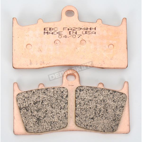 Double H Sintered Metal Brake Pads - FA294HH
