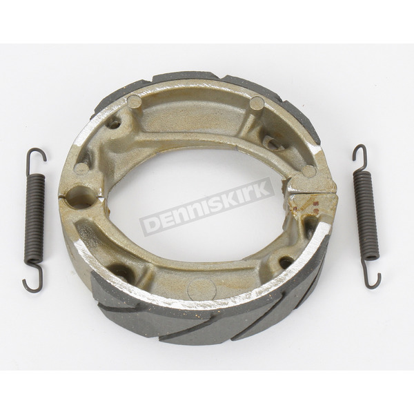 Sintered Metal Grooved Brake Shoes - 333G