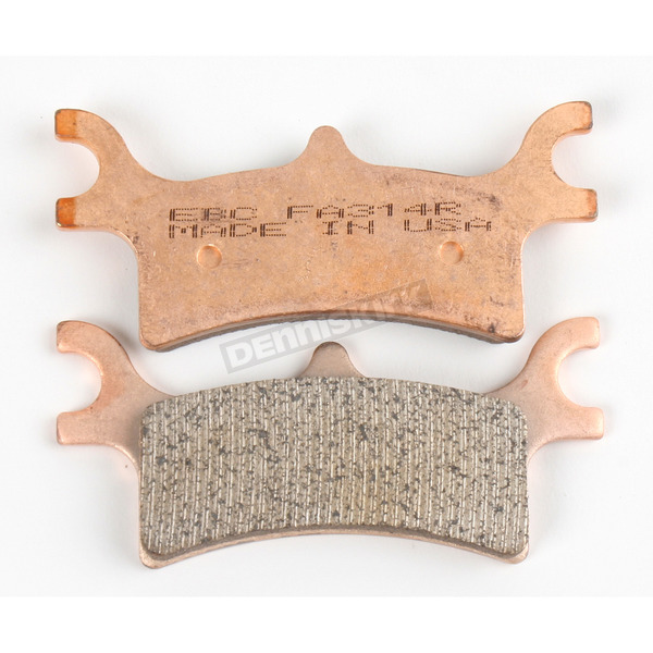Long-Life Sintered R-Series Brake Pads - FA314R