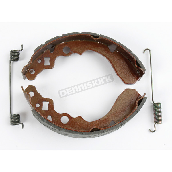 Sintered Metal Grooved Brake Shoes - 628G