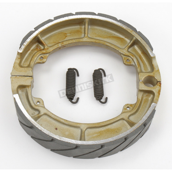 EBC Sintered Metal Grooved Brake Shoes - 706G