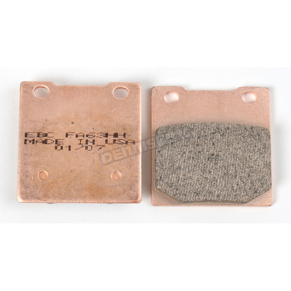 EBC Double-H Sintered Metal Brake Pads - FA63HH