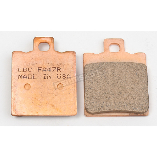 EBC Long-Life Sintered R-Series Brake Pads - FA47R