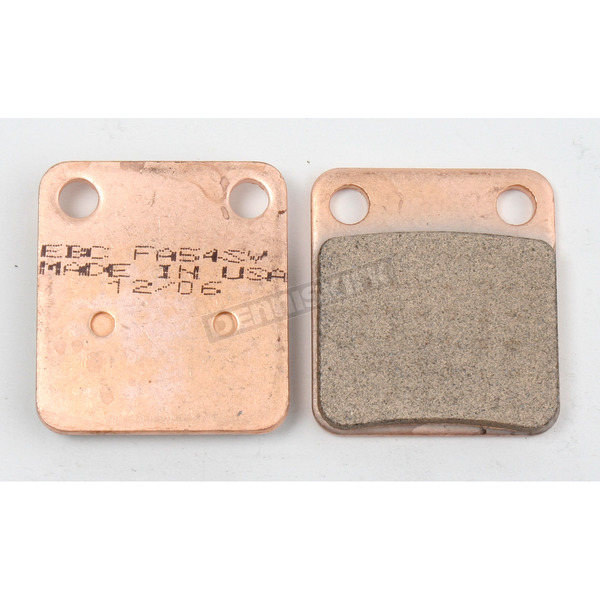EBC SV Severe Duty Sintered Metal Brake Pads - FA54SV