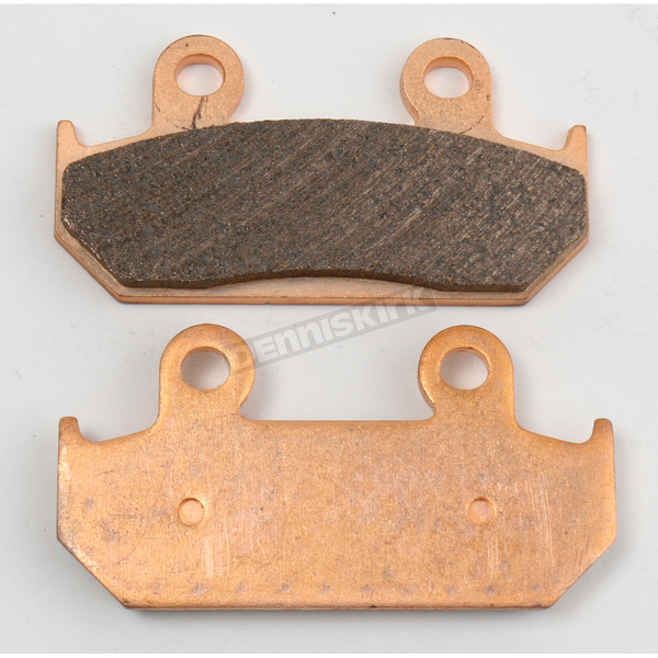 EBC Double-H Sintered Metal Brake Pads - FA121HH
