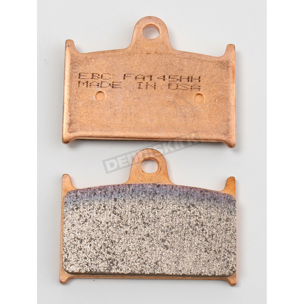 EBC Double-H Sintered Metal Brake Pads - FA145HH
