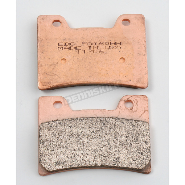 EBC Double H Sintered MetalBrake Pads - FA160HH