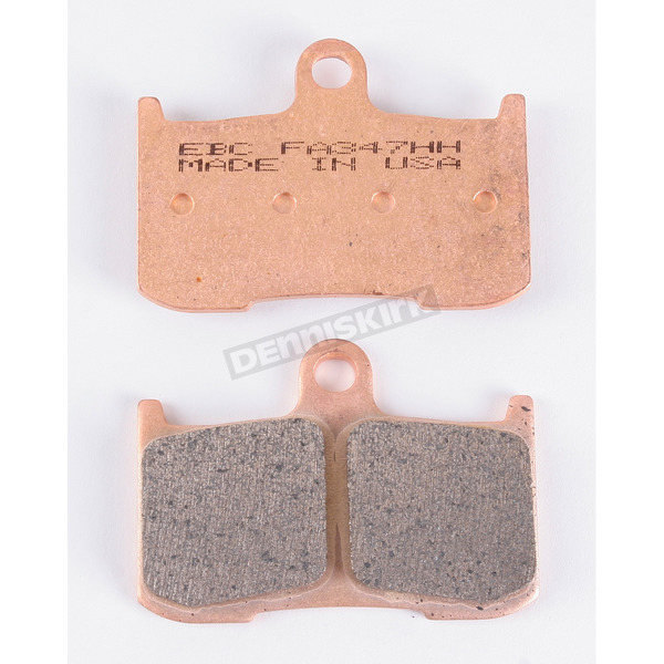 EBC Double-H Sintered Metal Brake Pads - FA347HH