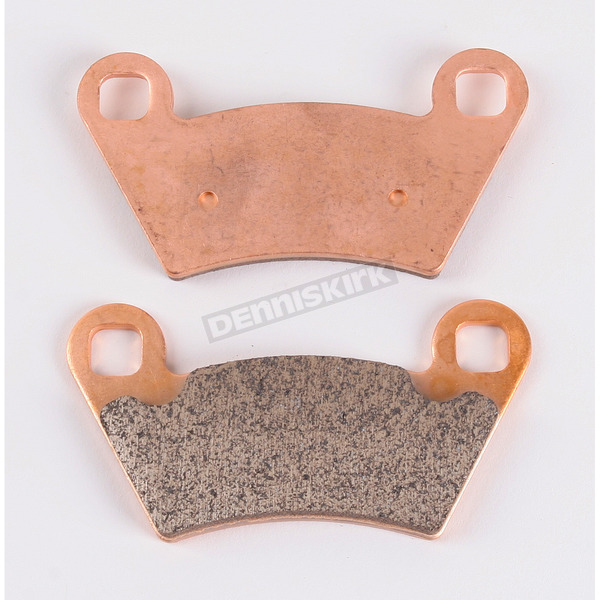 EBC Long-Life Sintered R-Series Brake Pads - FA354R