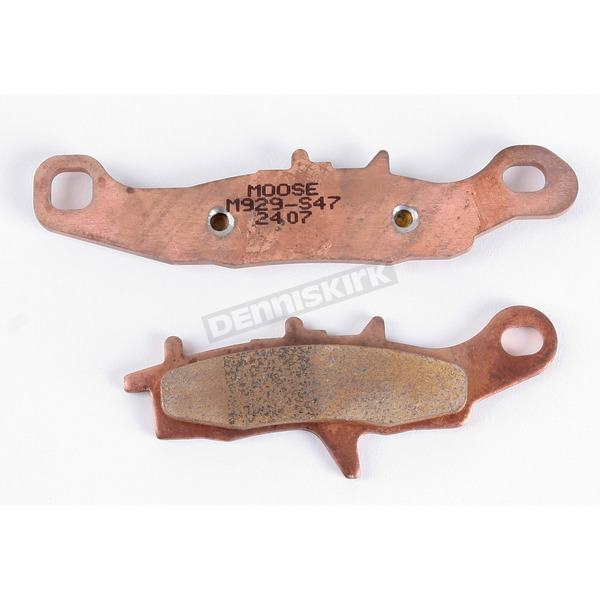 Moose Sintered Brake Pads - M929S47