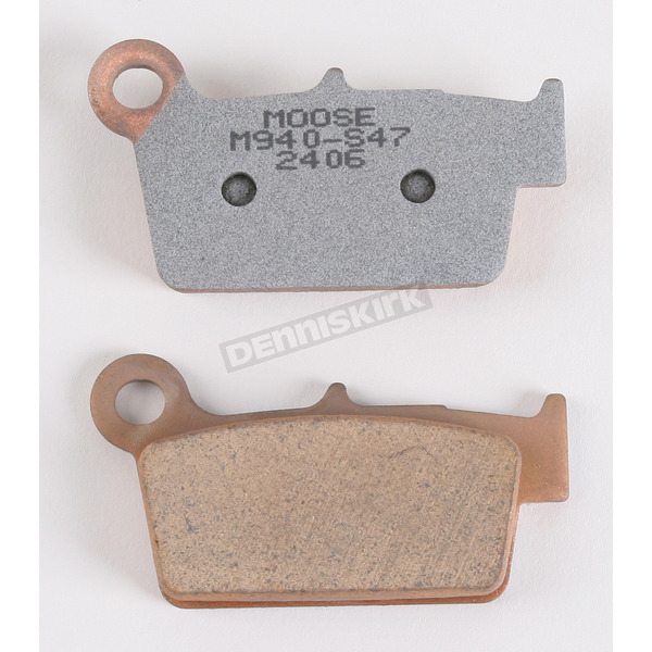 Moose XCR Sintered Metal Brake Pads - M940-S47