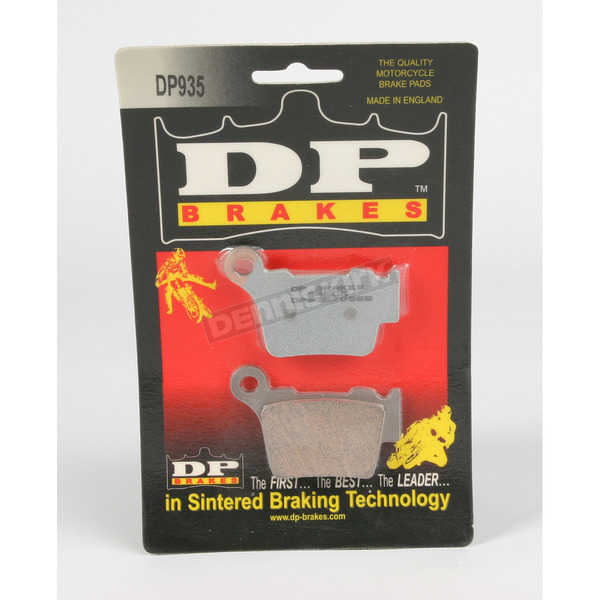 DP Brakes Standard Sintered Metal Brake Pads - DP935