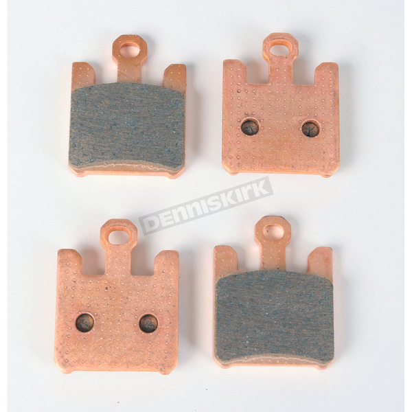 EBC Double-H Sintered Metal Brake Pads - FA369/4HH