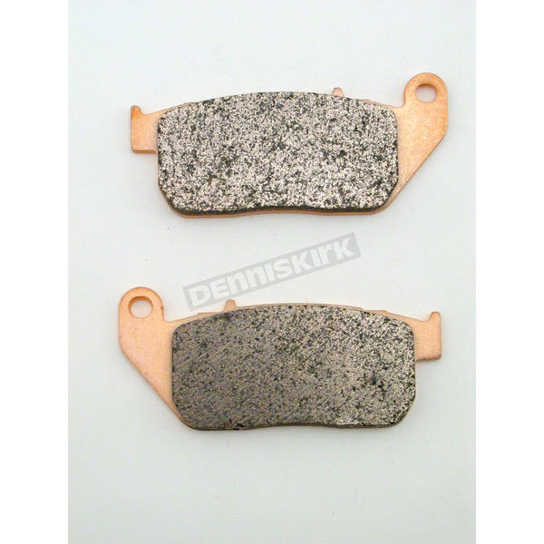 EBC Double-H Sintered Metal Brake Pads - FA381HH