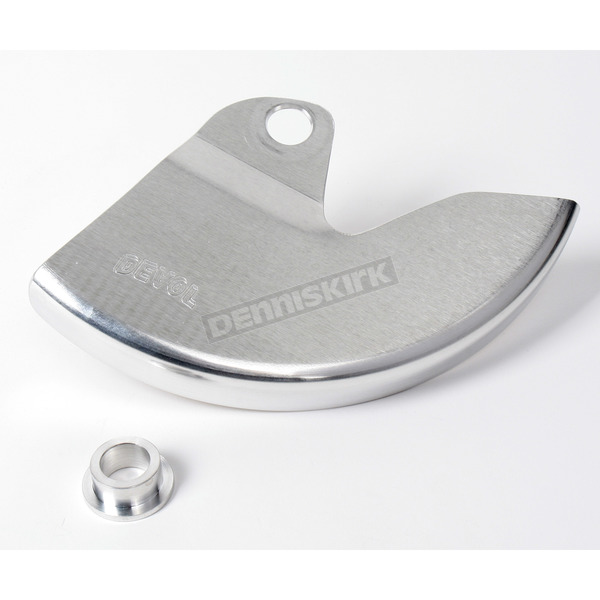 Devol Racing Rear Disc Guard (Non-Current) - DR-0720