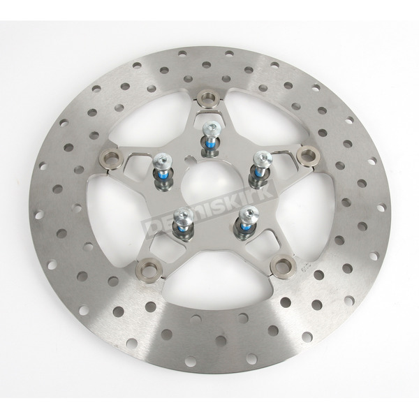 EBC Front Wide Band Stainless Steel Custom Rotor - 5 Button Floating - FSD009