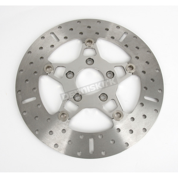EBC Front Wide Band Stainless Steel Custom Rotor - 5 Button Floating - FSD010