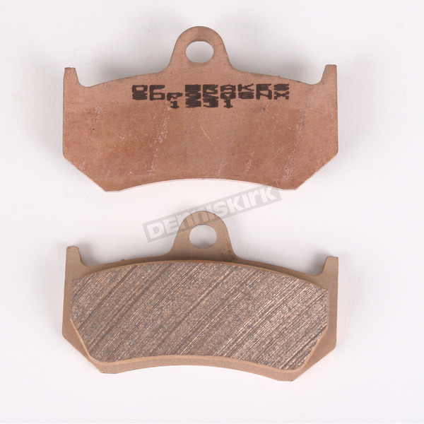 DP Brakes High Friction HH+ Sintered Metal Brake Pads - SDP958SNX