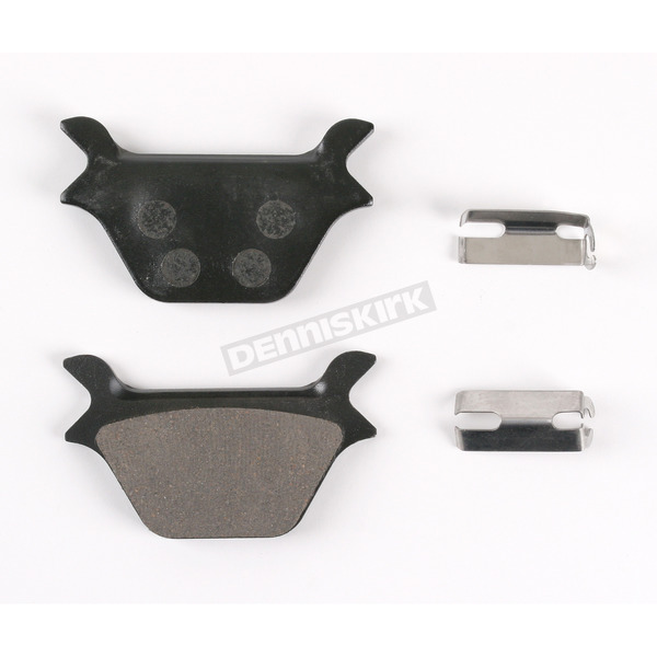 Z-Plus Carbon Brake Pads - 7058-Z+