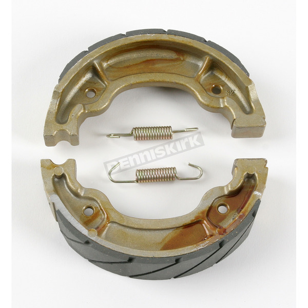 EBC Sintered Grooved Brake Shoes - 527G