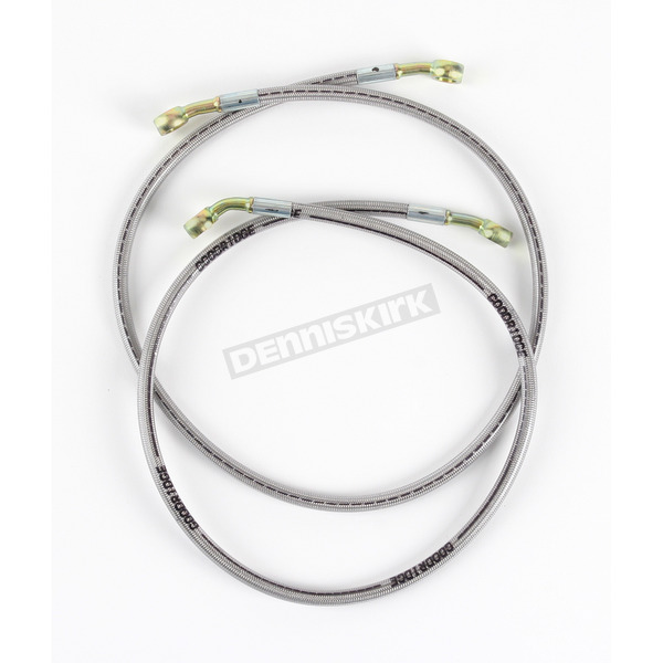 Goodridge Sportbike/Cruiser Stainless Steel Brake Hose Kit - HN2884-2FP