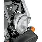 Universal 7 in. Headlight Visor - 53-429