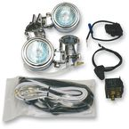 Universal Driving Light Kit for 1 in. dia. Tubing - DL20K1