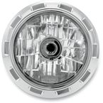 Chrome 5 3/4 in. Apex Visions Headlight - 02072004APXCH