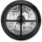 Black Ops 5 3/4 in. Crossbar Visions Headlight - 02072004CBRSMB