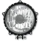 Contrast Cut 5 3/4 in. Chrono Headlight Assembly - 02072006CRN-BM