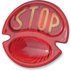 Stop Lens for Model T Taillight - NYC-STOPLENS