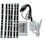 Multi Colored LED Strip with Remote Control - BL-RGBLEDM