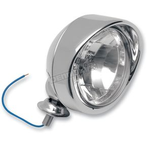 4 in. Spotlight w/Visor-Style Trim Ring - 2001-0277