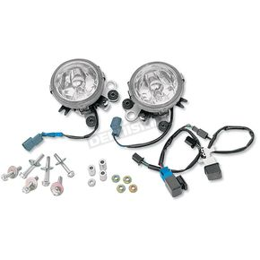 Show Chrome Lower Fog Light Kit - 52-804
