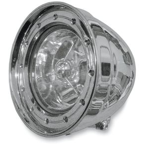 Rivera Primo 5 3/4 in. Mini Magnum Headlight Assembly - 1116-0010
