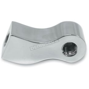 Alloy Art Chrome Recessed Headlight Mount - 2001-0506