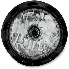 Performance Machine Black Ops 5 3/4 in. Apex Visions Headlight - 02072004APXSMB