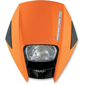Moose Orange Road Warrior Headlight - 2001-0674