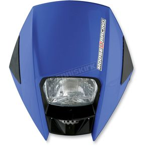 Moose Blue Road Warrior Headlight - 2001-0676