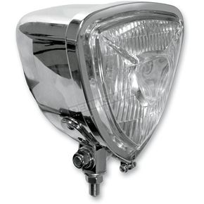 Emgo Aris Replica Headlight - 66-84164