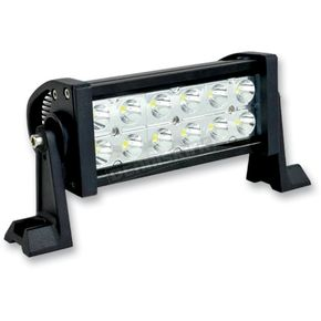 Bluhm Enterprises Double Row 12-LED Light Bar - BL-LBD8