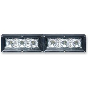 Bluhm Enterprises 10 in. Single Row LED Light Bar - BLLBS10