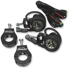 Lazer Star Discovery Series 2.5 Inch LED 10-Watt Driving Light Kit - LXK2001-125