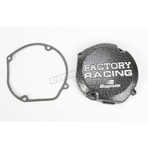 Boyesen Factory Racing Ignition Cover-Silver Vein - SC-23