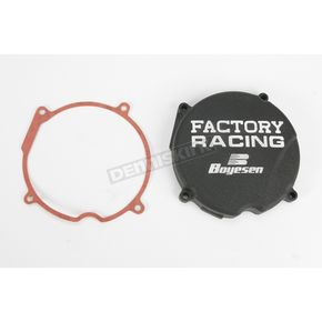 Factory Racing Ignition Cover-Black - SC-03B