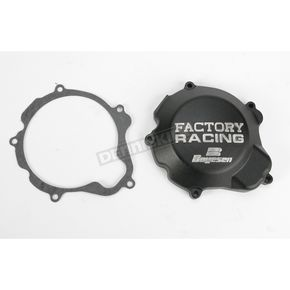 Factory Racing Ignition Cover-Black - SC-12B